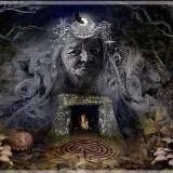Samhain - Voorouders Crone Ritueel  door Cora van Ham