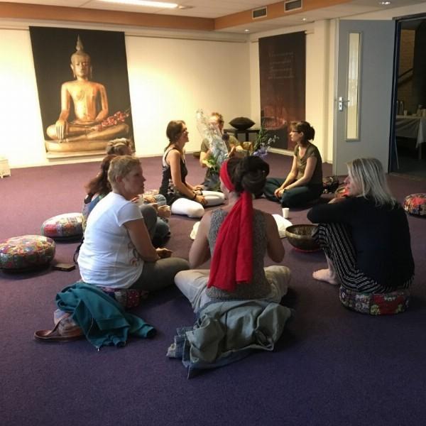 OPEN dag wy centrum voor bewust-zijn in de 'nieuwe Ruimte' | Dordrecht