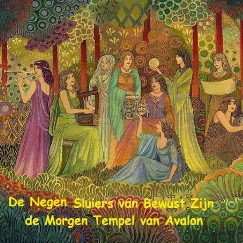 De Negen Sluiers in de Morgen Tempel | Online
