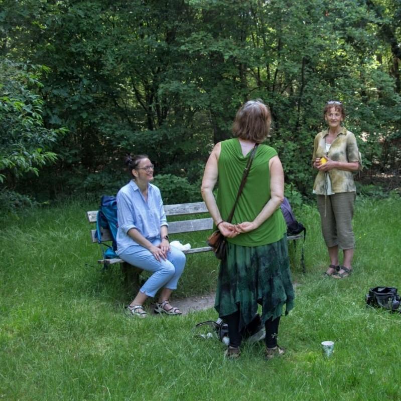 Filosofische wandeling thema Natuur | Wageningen