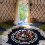 Soulcation - Mini soul retreat in een yurt