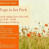 Kundalini Yoga in het Kasteelpark   Geldrop