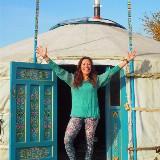 Ademworkshop in de Yurt op het Eibernest in Liessel door Patricia van Kessel
