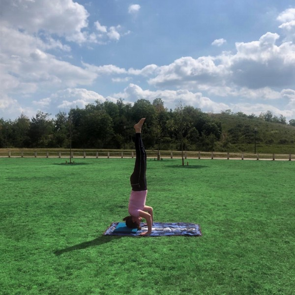 Aplomb yoga in Park Meerland, 5 bijeenkomsten op zaterdagochtend | Park Meerland, Eindhoven