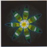 Mandala tekenen intuïtief en geometrisch Thema loslaten en verbinden
