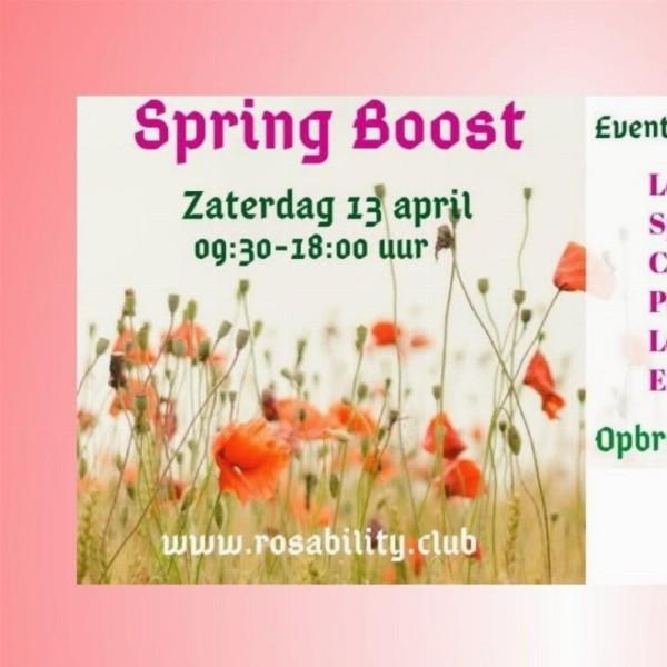 Spring Boost | Groningen