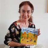 Workshop en presentatie voor kids n.a.v. het kinderyogaboek Krul als een cobra