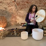 New Moon Sacred Sound Journey met Gonka Gurses