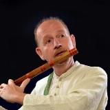 Himanshu Nada & Shabbir Hussain (Indiase fluitist met verbluffende techniek)