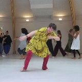 Workshop 5Ritmes Spirit Dance door Tineke de de Wit