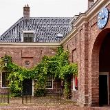 Compassietraining Poortgebouw van Elswout - Haarlem/Overveen door Titia van Rootselaar