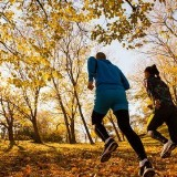 Cursus Mindful Run in de Kennemerduinen