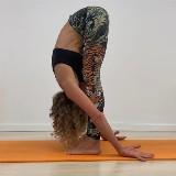 RapaYoga bij Rapa Nui aan zee