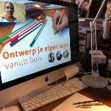Workshop: Ontwerp je eigen logo - vanuit huis door Marijn van der Wateren