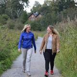 5-weekse cursus Mindful Walk in de Kennemerduinen