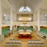 Stiltemeditatie in de Doopsgezinde Kerk