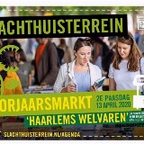 Voorjaarsmarkt 'Haarlems Welvaren' op het Slachthuisterrein