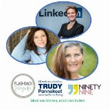 LinkedIn Kickstart inclusief 2 profielfotos (met natuurlijke visagie)