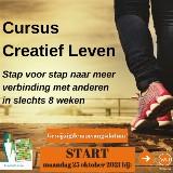 Cursus Creatief Leven - Stap voor stap naar meer verbinding met anderen
