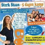 Sta Sterk-Kamp  (8 tot 12 jaar) - Haarlem