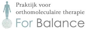 For Balance   praktijk voor orthomoleculaire therapie