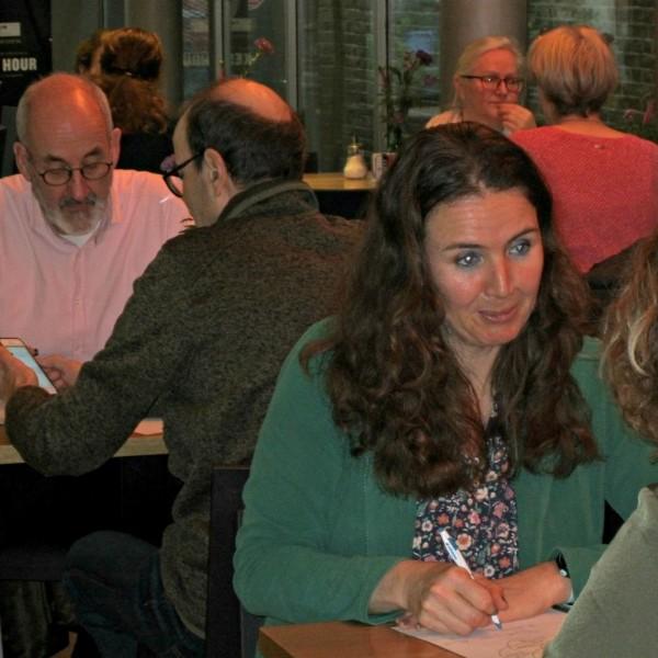 Bewust Haarlem Ondernemerscafé: Leer je collega's kennen ontmoetingsochtend! | Haarlem