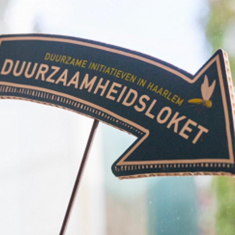 De groene Mug-Haarlem