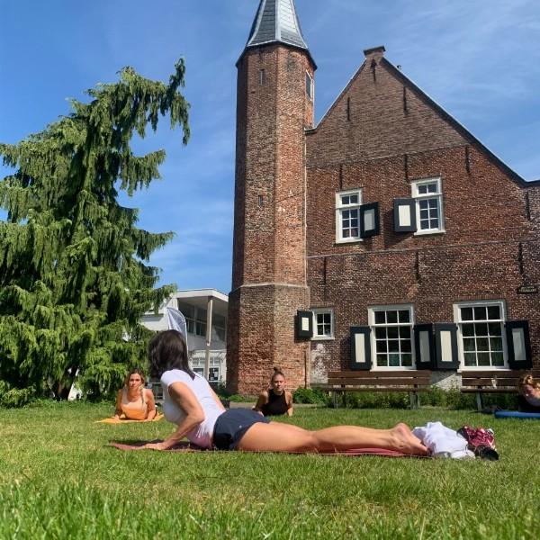 Yoga Innerwork Haarlem-Haarlem