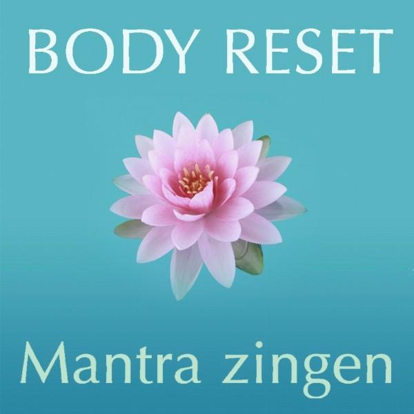 Body Reset en Mantra zingen - Introductie | Haarlem