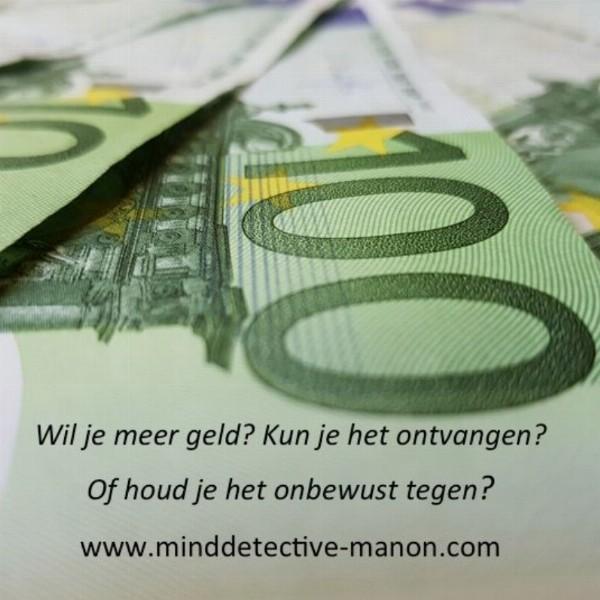 De Mind Detective over Geld. 2x gratis online event. Hef je blokkades op! | Online