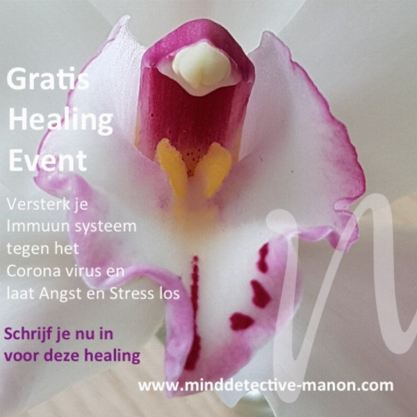 The Mind Detective Free Healing Special - Gratis online event | Velsen-zuid
