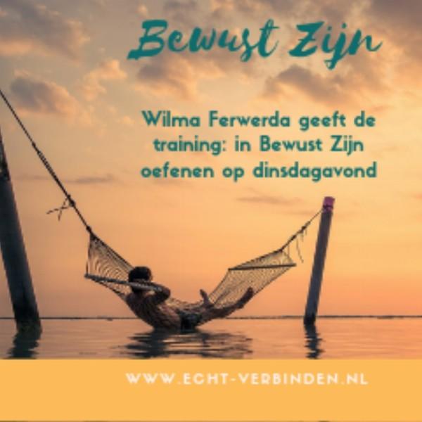 In Bewust Zijn Oefenen, 5 dinsdagavonden | Haarlem