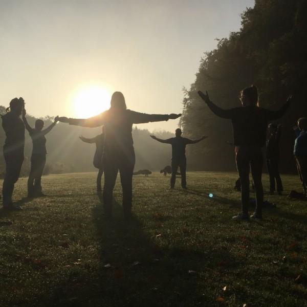 4-weekse cursus Breathwalk op maandagavond in Middenduin | Overveen