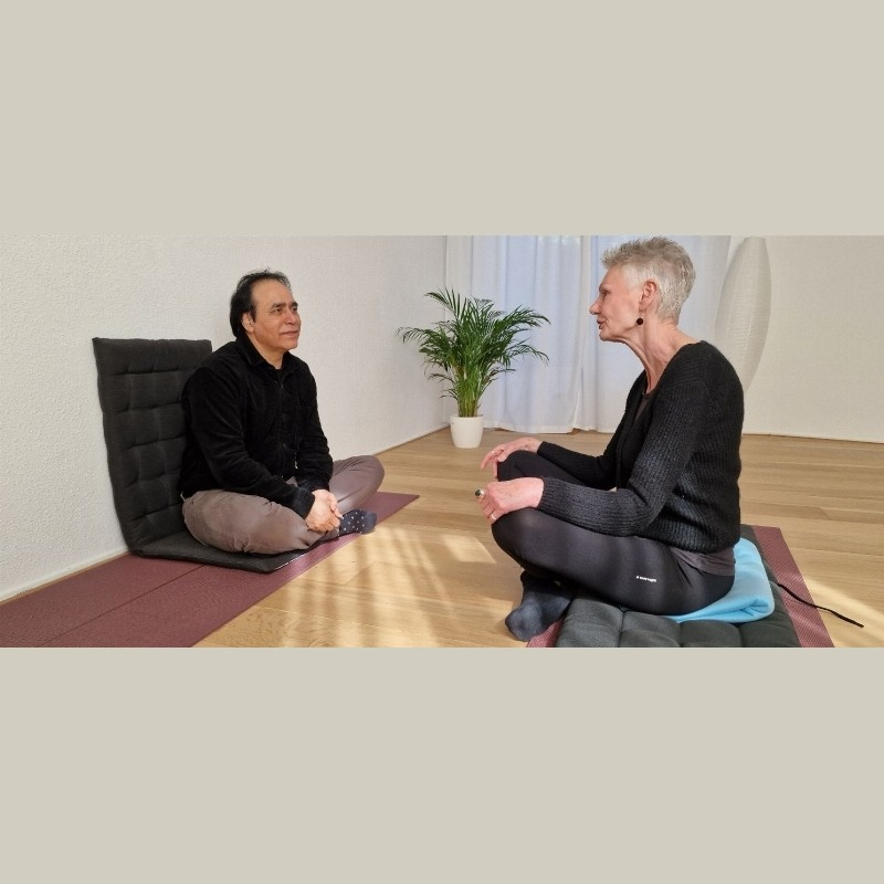 docent: swami Prem Asheesh (Bharat Dhingra); contact: Yvonne Lustig-Haarlem