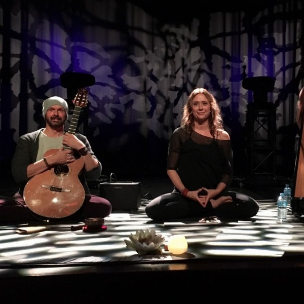Yoga in Concert 'Songs of Love and Life' | Haarlem