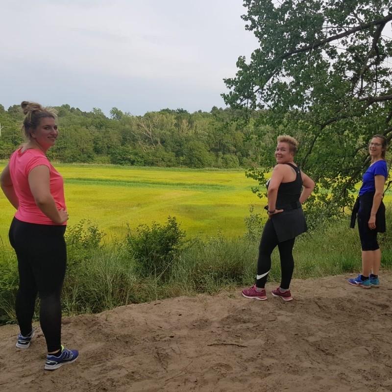 5-weekse cursus Mindful Run Kennemerduinen | Overveen