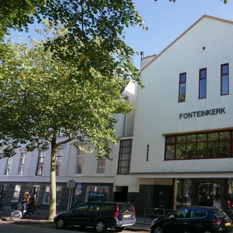 Stiltemeditatie in de Fonteinkerk | Haarlem
