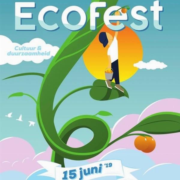Ecofest '19 Haarlem; met live muziek en genieten van heerlijk vegetarisch eten | Haarlem