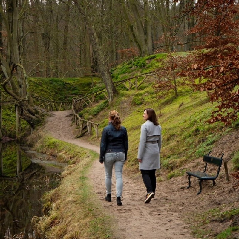 Halfjaar programma Leiderschap, Lef en Levensflow | Haarlem