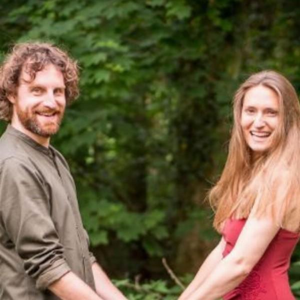Livestream concert met Roger Spees en Marieke van der Leijé, gevolgd door Nataraj in your livingroom   Haarlem