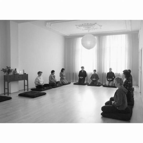 Cursus: instroom doorgaande zengroepen (voor mensen met enige ervaring) | Haarlem