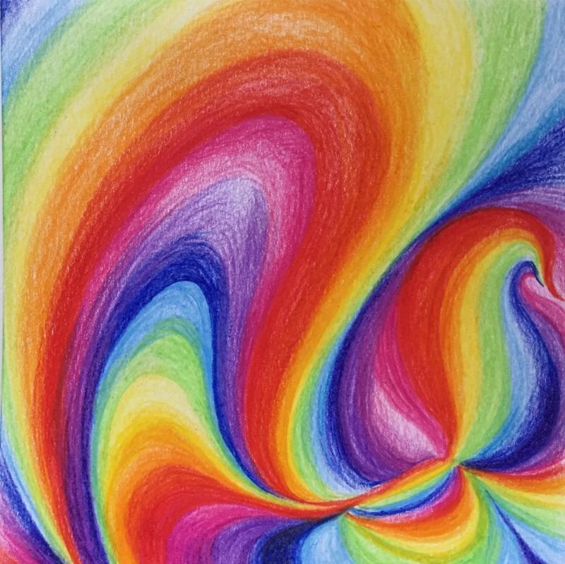 Tekenworkshop: 'Kleur jezelf in je kracht' | Heemstede