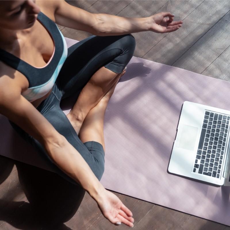 Raja Yoga (online)   Haarlem