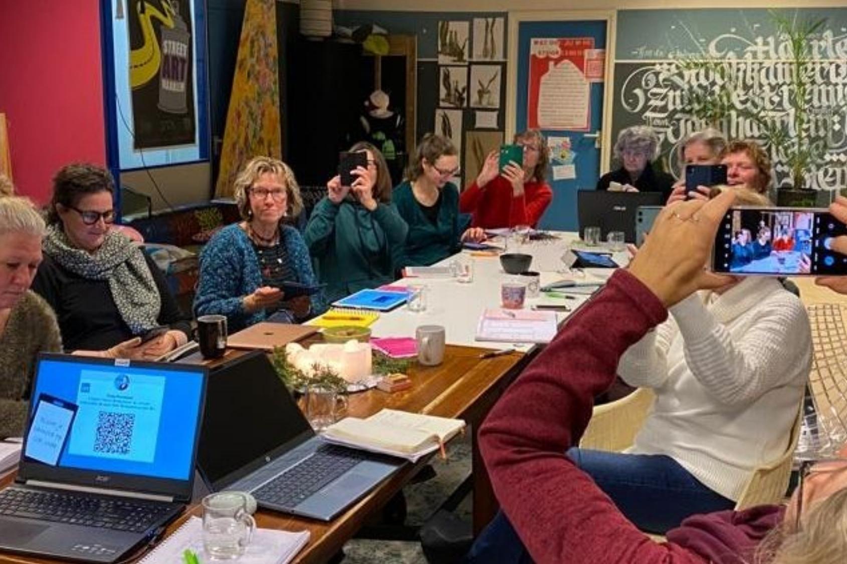 LinkedIn workshop voor het goede doel Ending child marriage