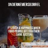 Ondernemersborrel Bewust Haarlemmermeer door