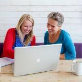 Werkantie Kom in Beweging - Werken aan je Bedrijf & Lijf - Marketingcoaching op strand