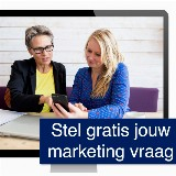Stel gratis je social media / marketing vraag door Trudy Pannekeet