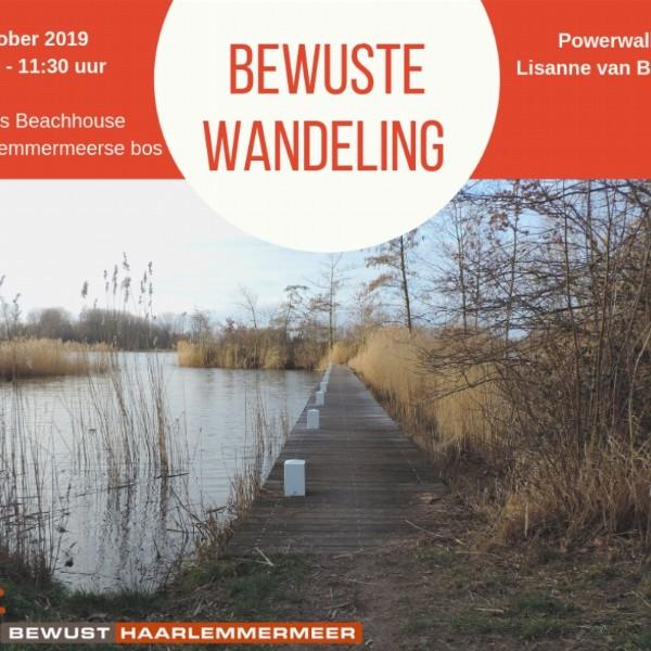 Bewust Haarlemmermeer wandeling - Bewust Ontspannen | Hoofddorp