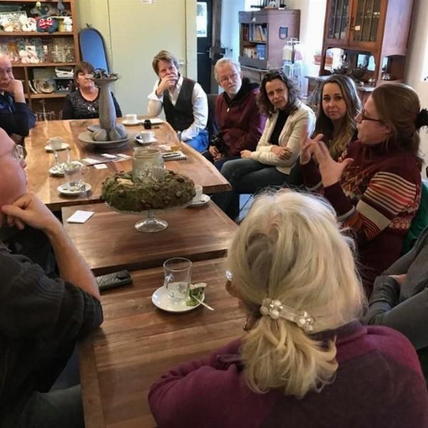Open bijeenkomst Bewust Haarlemmermeer | Vijfhuizen