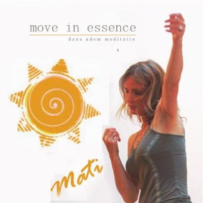 Move in essence  Dans - adem - meditatie
